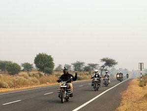 14 Days Guided Motorbike Tour Rajasthan, India