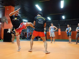 7 Days All Levels Muay Thai, Fitness, and Crossfit Training in Phitsanulok, Thailand