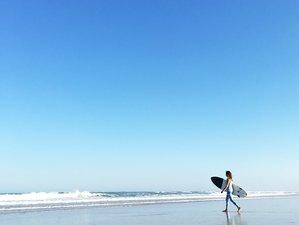 4 jours en stage de yoga et surf dans les Landes, France