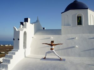 8-Daagse Pilates en Yoga Retraite in Santorini