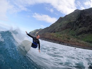 8 Day Authentic MSL Surf Camp in Calheta, Madeira Island