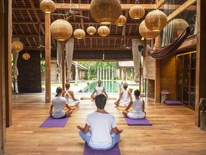 4 Days Yoga Inner Journey and Spa Retreat in Bali