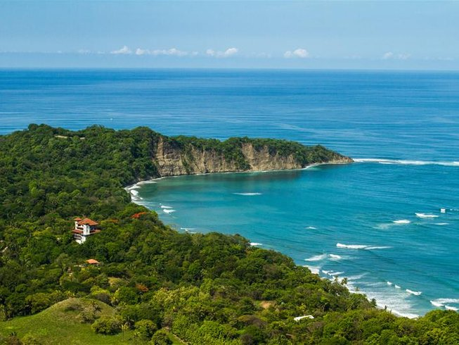 8 Days Healthy Yoga Retreat Costa Rica