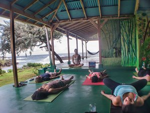 5 Days Master Cleanse Detox Yoga Retreat in Jamaica