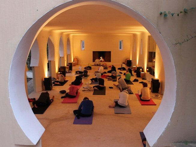 8-Daagse Luxe Yoga Retraite in Palmeraie Luxury, Marokko