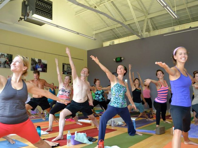 4 Days Empowerment and Beyond, Yoga Retreat in Arizona