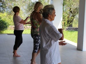 8 Days Tai Chi Retreat in Ionian Islands, Greece