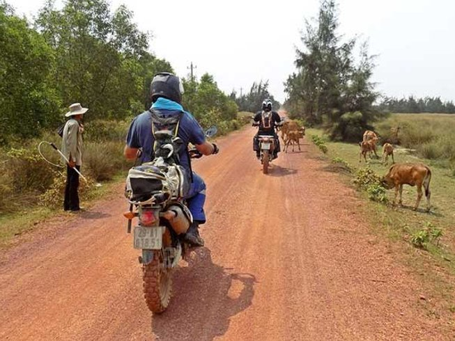 13 Days Ho Chi Minh Trail Motorcycle Tour in Vietnam