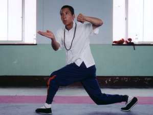 1 Week Intensive Kung Fu Training in China