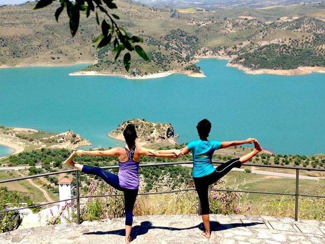 6 jours en stage de yoga et méditation en été à Grenade, Espagne