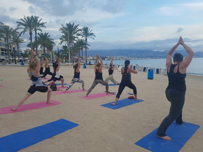5 Days All Inclusive Luxury Yoga Holiday in Alicante, Spain