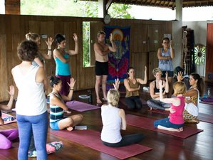 26 Days 200 Hours Yoga Alliance - Certified Yoga Teacher Training in Osa Peninsula, Costa Rica