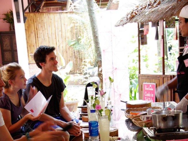 6 Days River Garden Cambodian Cuisine & Culture Tour