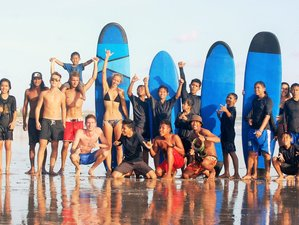 7 Days Surf Camp in Seminyak, Kuta, Indonesia