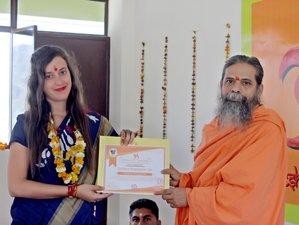 26 Days 200 Hours Multistyle Yoga Teacher Training in Rishikesh, India