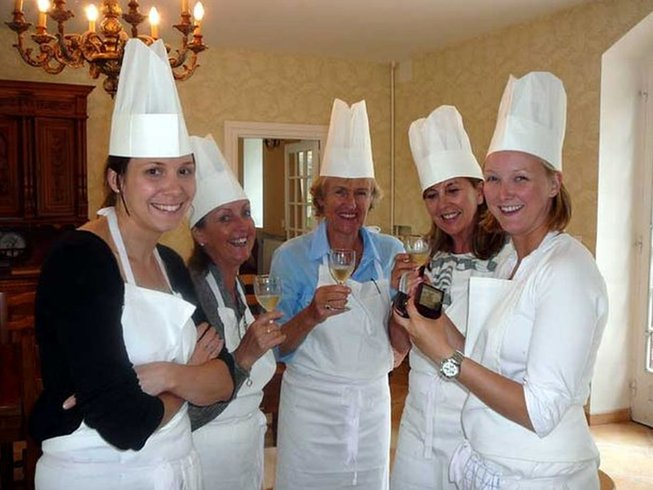 7 Days Cooking Holiday & Beginner French Course