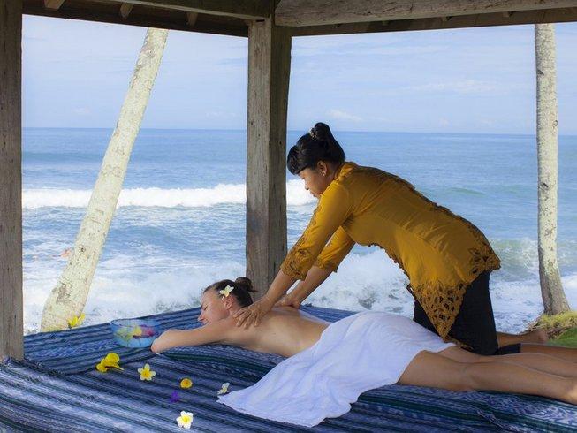 7 Days Energizing Break with Ashtanga Vinyasa Yoga Retreat in Balian Beach, Bali