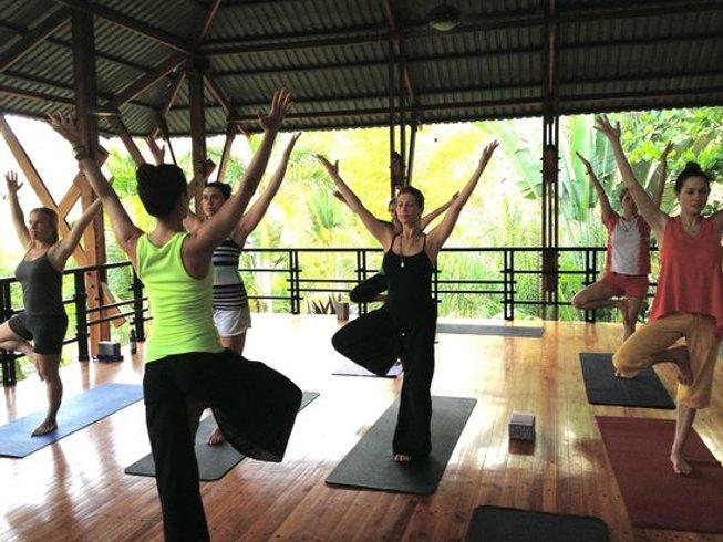 21 Tage 200 Stunden Vinyasa Yogalehrer Ausbildung in Costa Rica
