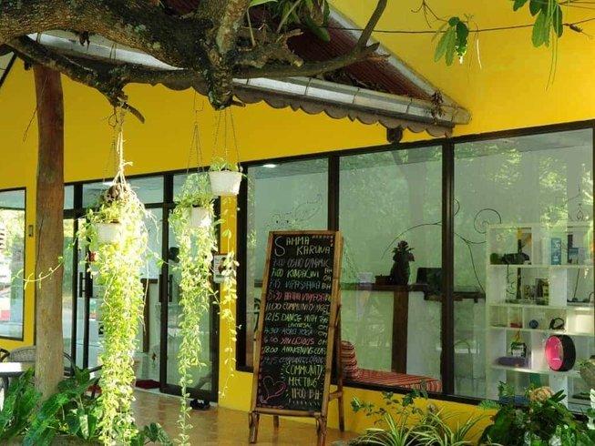 6 días celebración, meditación social y retiro de yoga en Ko Phangan, Tailandia