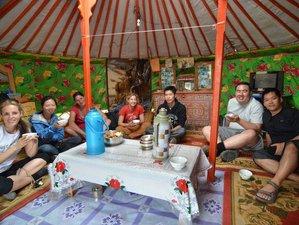 3 Weeks Volunteering & Cooking Vacations in Mongolia