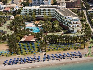 Blue Horizon Hotel Accommodation for Wind and Kitesurfers in Rhodes, Greece