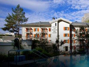 5 Tage Luxus Yoga Urlaub in Valais, Schweiz