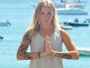 8 Tage Hatha und Rocket Yoga Urlaub auf Fuerteventura, Spanien
