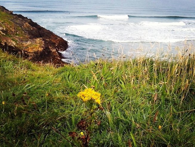 3 Days Surf and Yoga Retreat in Ireland
