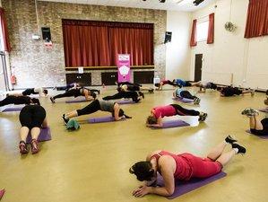 8 días retiro de yoga y movimiento consciente en Algarve, Portugal