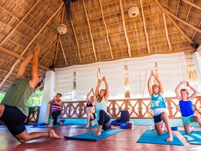 7-Daagse Yoga Retreat en Surfkamp voor Vrouwen in Sayulita, Mexico