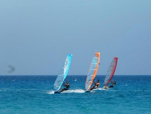 4 Days Fascinating Windsurf Camp on Sardinia, Italy