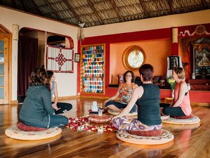 8 Day Living from the Heart: Slow Flow Yoga and Writing Retreat in Santa Cruz La Laguna, Sololá