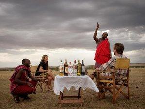6 Days Masai Mara Private Campfire Adventure Safari in Kenya