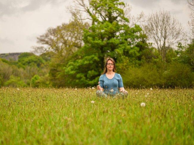 4 Days Nourish Your Spirit Forrest Yoga Retreat in Wales