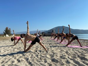 8 Day Inner Exploration and Sailing Yoga Retreat in Lefkas, Greece