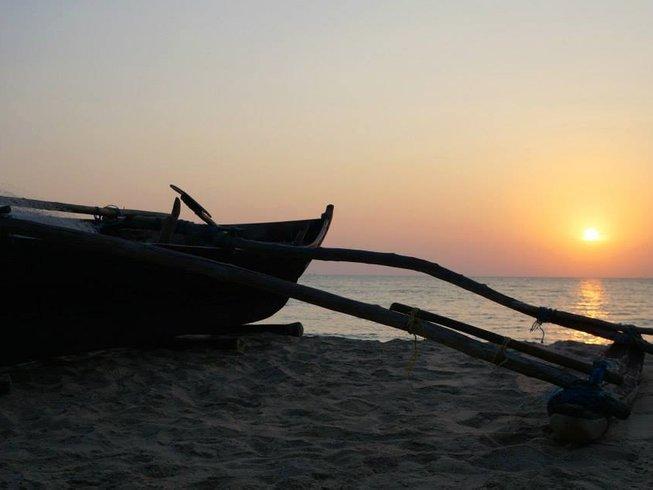 4 Days Honeymoon Yoga Retreat in India