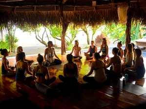 7 Days Sea in Your Soul Yoga Retreat in Cambutal, Panama
