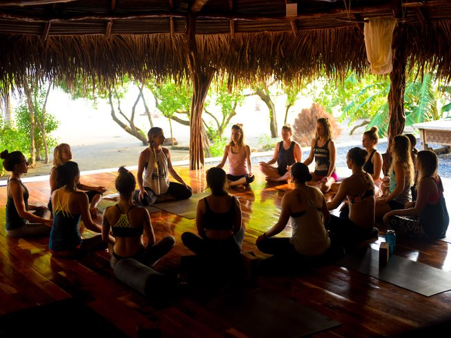 7-Daagse Yoga Retreat in Cambutal, Panama