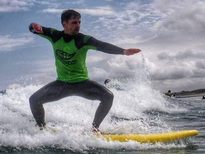 11 Days Adult Surf Camp in Cantabria, Spain