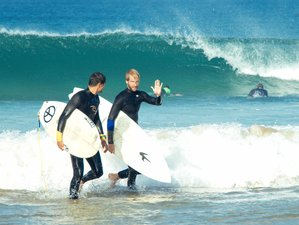 8 Days Fantastic Surf Camp in Peniche, Portugal