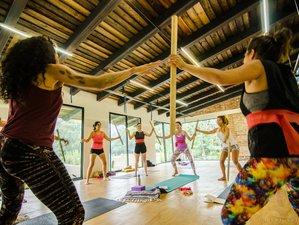 21 Days Yoga, Movement Science & Permaculture Teacher training in Catemaco, Veracruz, Mexico