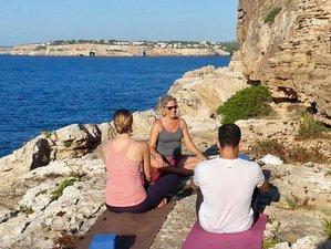 8 Tage Yoga Urlaub für Anfänger auf Mallorca, Spanien