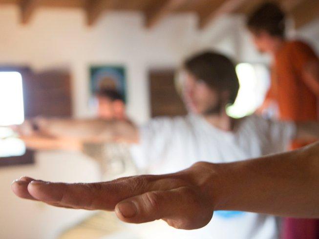 3 días retiro de yoga y escalada en roca en Asturias, España