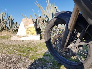15 Day The Gateway to Africa Guided Motorcycle Tour in Morocco from Malaga, Spain