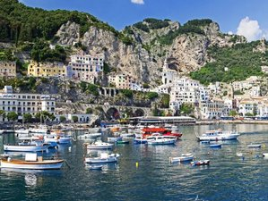 9 Days Amalfi Coast Discovery Tour in ‎Campania, Italy