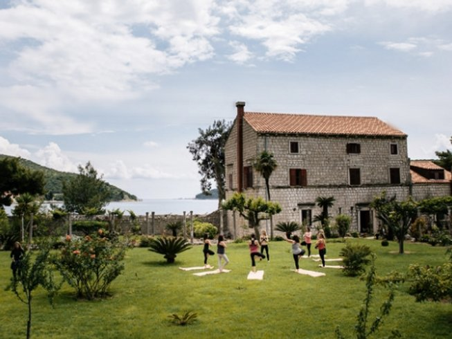 7 Days Move and Manifest Yoga Retreat in Croatia