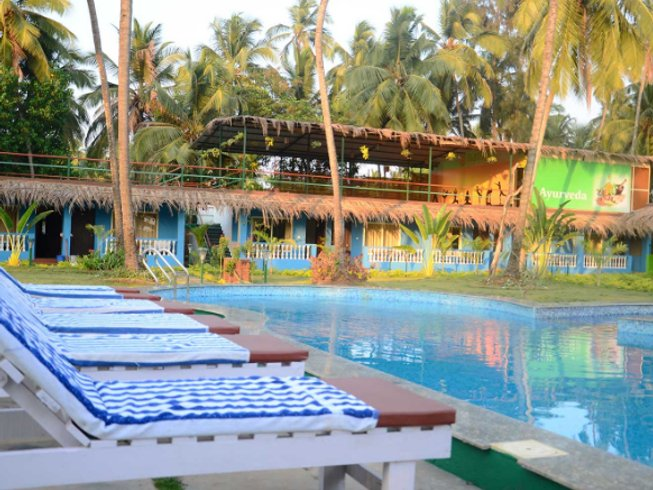 7 Days Relaxing Specialized Yoga Retreat in Goa, India
