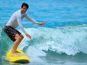 6 Days Invigorating Surf Camp in Quepo, Costa Rica