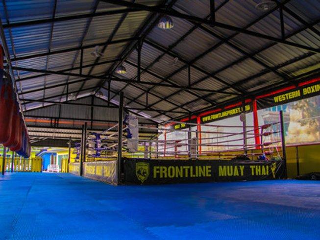 1 Week Thailand Muay Thai Gym in Phuket