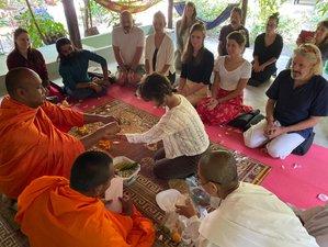 29 Days 200 Hours Traditional Hatha Yoga Teacher Training in Siem Reap, Cambodia